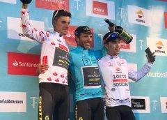 Albasini vince il Giro dei Fiordi 2018 a Lambrecht l'ultima tappa