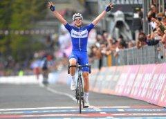 """Giro 101 tappa 18 vittoria di Schachmann, Yates perde 28"""" da Dumoulin, Pozzovivo e Froome"""