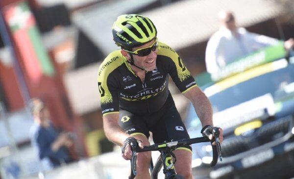 Giro dei Fiordi 2018 tappa 2 volata vincente di Albasini, Martinelli 7°