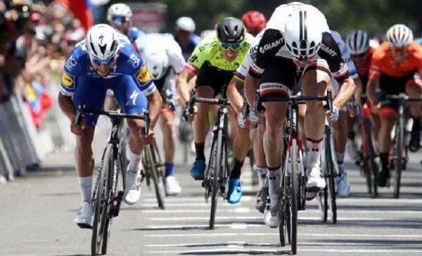 Giro di California 2018 Gaviria fa tris a Sacramento, Bernal vince la generale