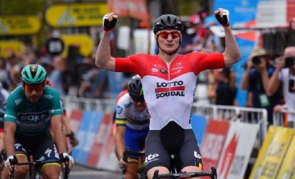 Giro del Belgio – Baloise Belgium Tour 2018 tappa 2 bis di Greipel