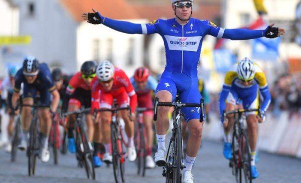 Tour des Fjords 2018 Jakobsen vince la prima tappa