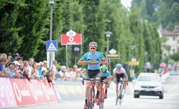 Giro d'Italia U23 Muñoz vince ad Asiago Osorio torna in rosa