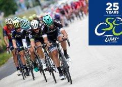 Giro di Slovenia 2018 le tappe, percorso con altimetrie e start list