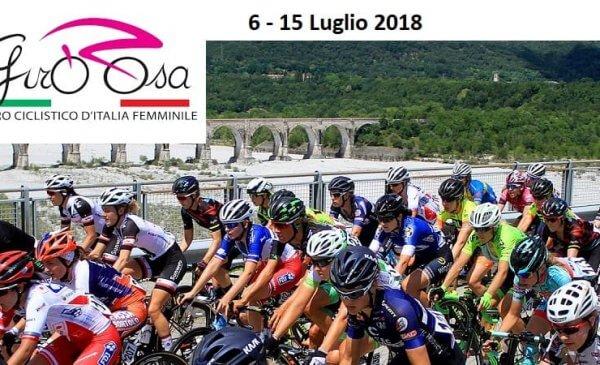 Giro Rosa 2018 tappe, percorso con altimetrie e start list della 29^ Edizione