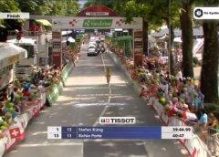 Porte vince il Giro di Svizzera, a Küngla crono finale di Bellinzona