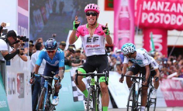 Giro di Slovenia: Uran vince la 3^ tappa e va al comando della generale