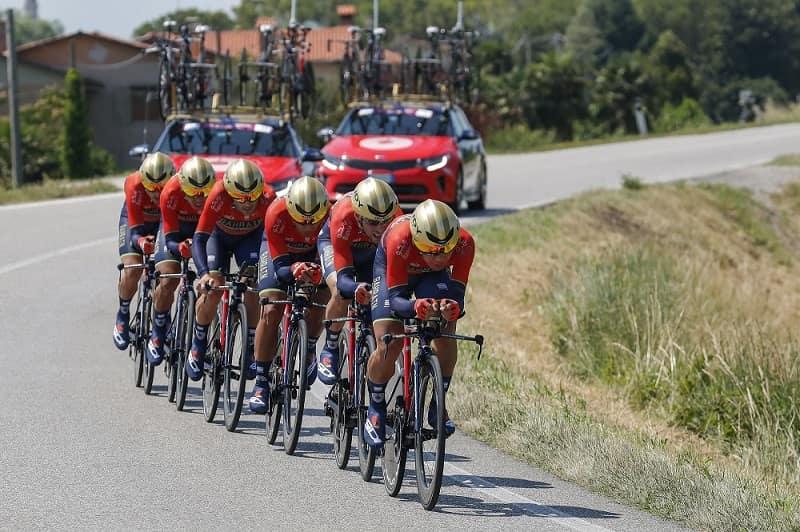 Tour de France 2019 orari e ordine di partenza della Crono Squadre di Bruxelles