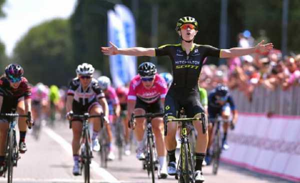Giro Rosa 2018 tappa 4 ancora un successo per la D'Hoore, 2^ Bastianelli