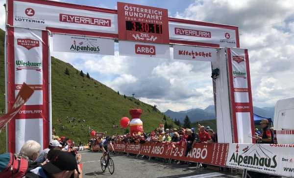 Tour of Austria 2018 Hermans vince a Kitzbüheler, 3° Cataldo
