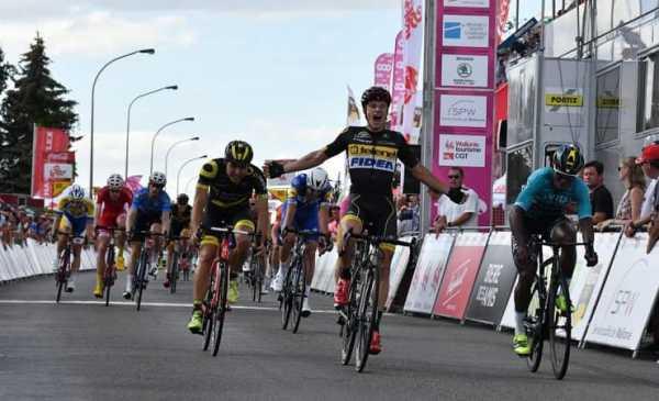 Giro di Vallonia 2018 tappa 4 Hermanstappa e maglia
