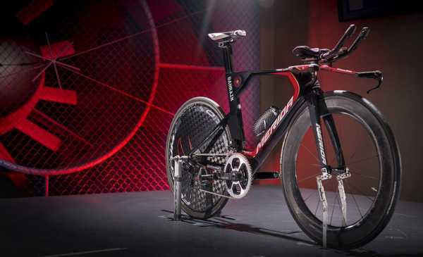 Merdia Warp TT di Vincenzo Nibali: la bici da crono per il Tour