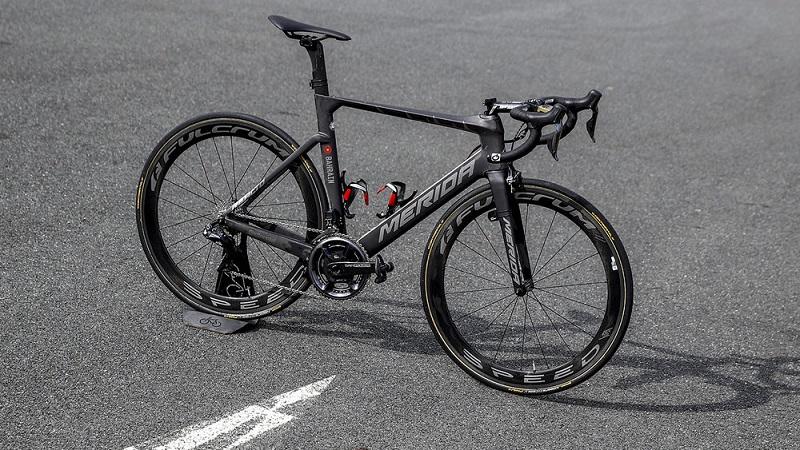 La Nuova Reacto Kom di Vincenzo Nibali per il Tour