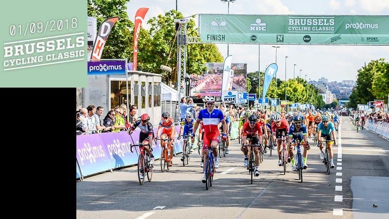 Brussels Cycling Classic 2018: la start list della edizione 98