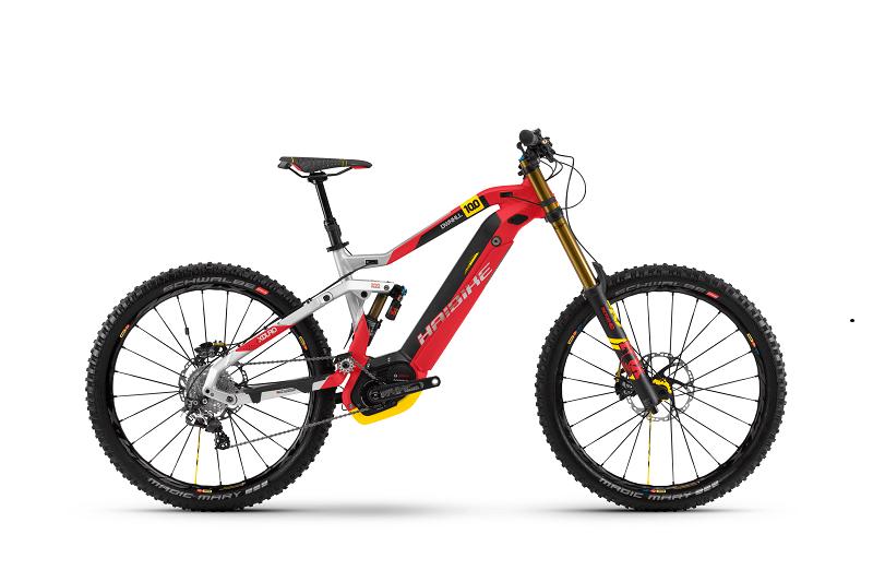 e-MTB un esempio tra biciclette elettriche