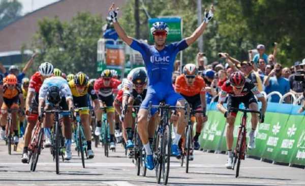 Tour of Utah 2018 Travis McCabeconcede il bis nella 3^ tappa