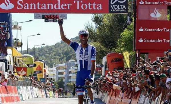Giro del Portogallo tappa 4 bis di Alarcon che allunga nella generale