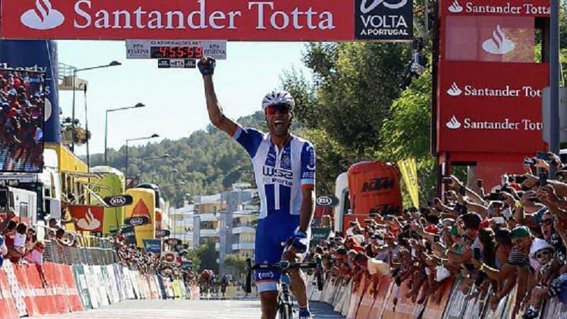 Giro del Portogallo 2018 tappa 3: Alarcon tappa e maglia