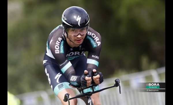 Giro della Repubblica Ceca 2018 la Crono alla Bora terza la Wilier!