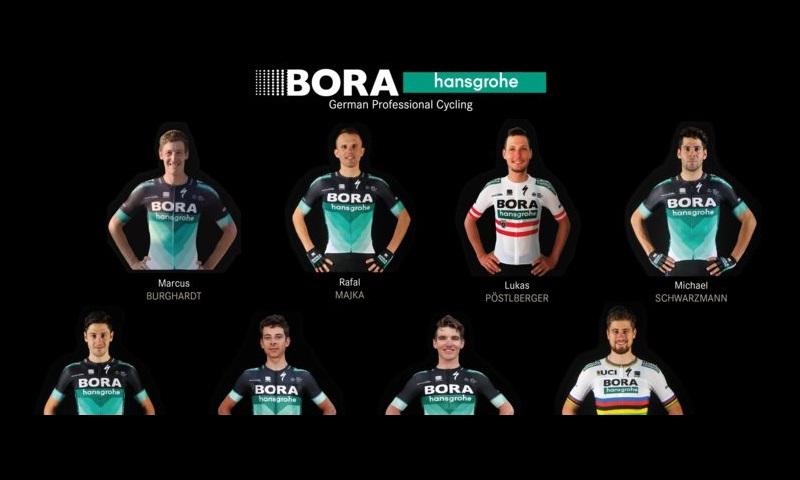 Vuelta a España 2018 uno squadrone per Sagan, con lui anche Formolo