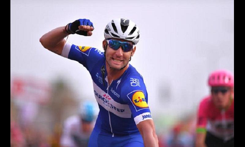 Elia Viviani uomo di punta per le volate alla Vuelta a España 2018