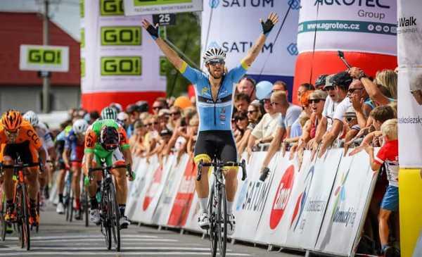 Zoidl vince il Giro della Repubblica Ceca 2018 a Fortin l'ultima tappa davanti a Guardini.