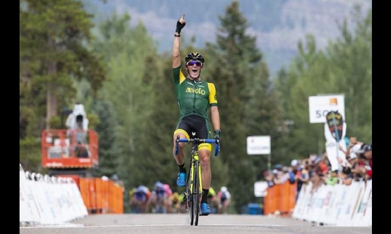 Colorado Classic 2018: Gage Hecht vince la frazione inaugurale a Vail
