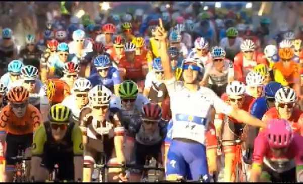 Giro di Polonia 2018 tappa 3: Alvaro Hodeg batte McLay e Greipel