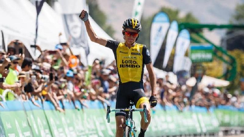 Tour of Utah 2018 Kuss vince la seconda tappa e conquista la maglia di leader