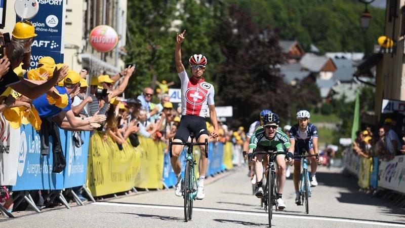 Tour de l´Avenir 2018 Mäder vince l'ultima frazione, a Pogacar il Tour