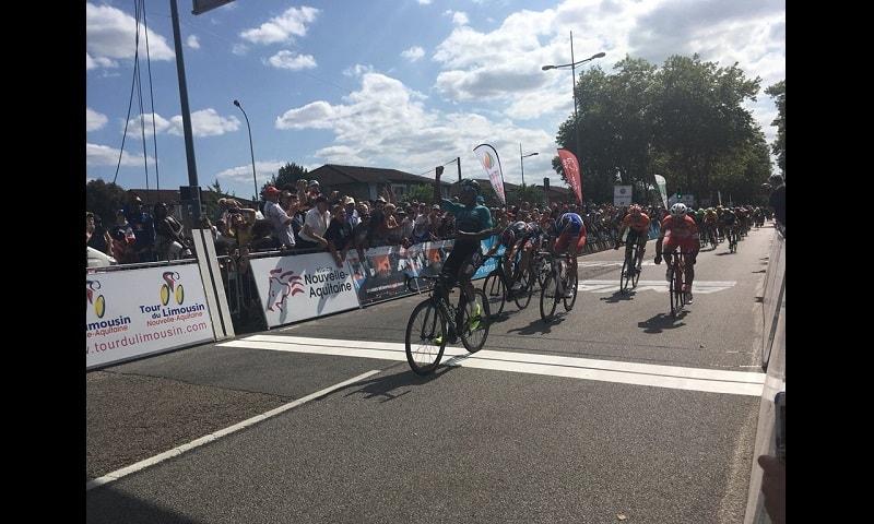 Edet vince il Tour du Limousin 2018 a Manzin la volata della tappa 4
