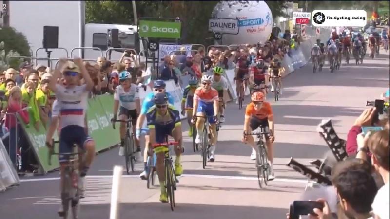 Giro di Germania 2018 tappa 3 volata vincente per Mohoric