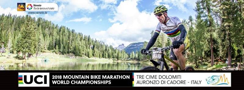Mondiale di Mountain Bike Marathon 2018: lo scenario delle Tre Cime di Lavaredo