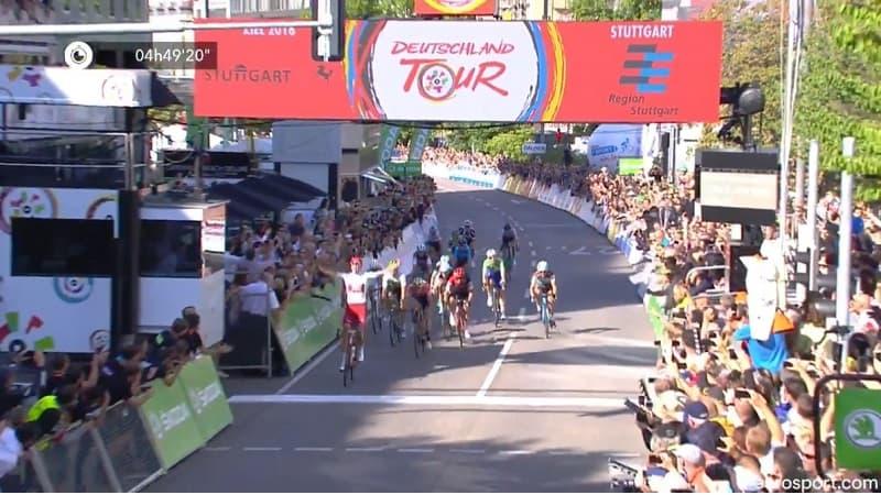 Mohoric vince il Giro di Germania 2018 a Nils Politt la 4^ tappa