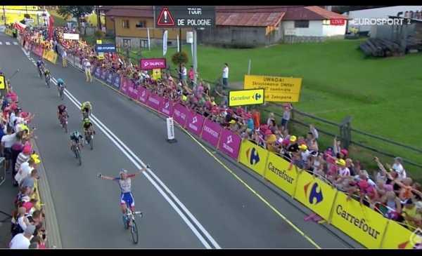 Giro di Polonia 2018 Preidler vince la 6^ tappa, Kwiatkowski controlla e resta laeder