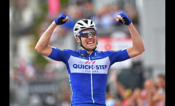 Giro di Germania 2018 a Schachmann la seconda tappa
