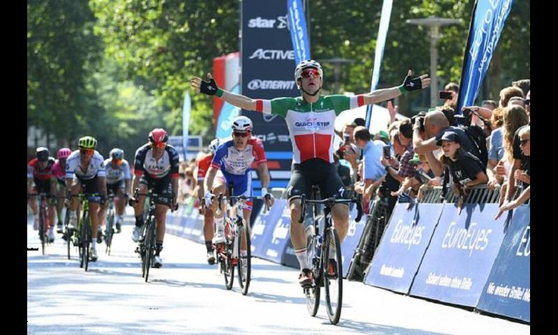 EuroEyes Cyclassics Hamburg 2018 Viviani si ripete e vince!