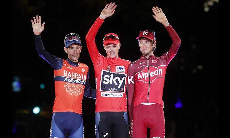 Vuelta a España 2018 la start list: Nibali e Aru al via. CI sarà anche il neo campione di Glasgow Trentin
