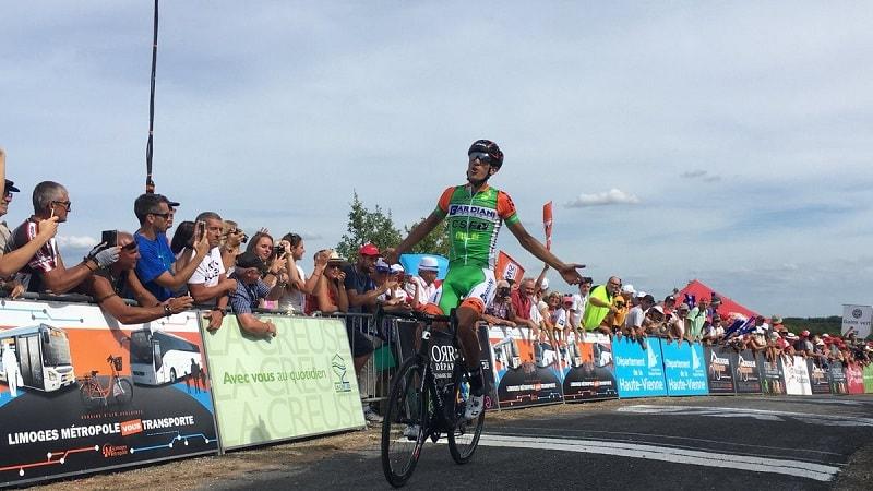 Tour du Limousin 2018 tappa 2 vittoria di Wackerman davanti a Canola