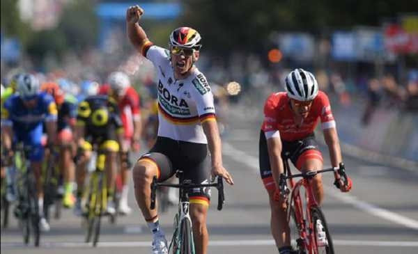 Brussels Cycling Classic 2018 Ackermann  si impone su Stuyven