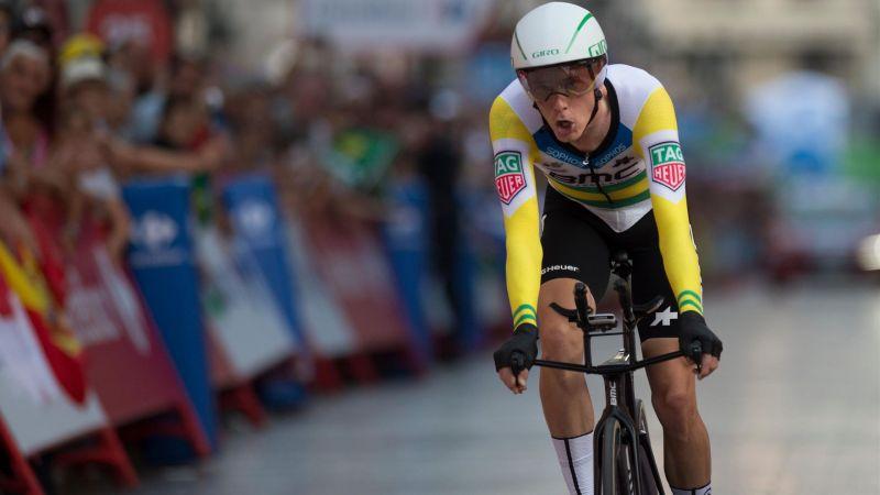 Vuelta a España 2018 tappa 16 Dennis re indiscusso della Crono!