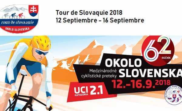 Tour de Slovaquie 2018: percorso, tappe, altimetrie e start list