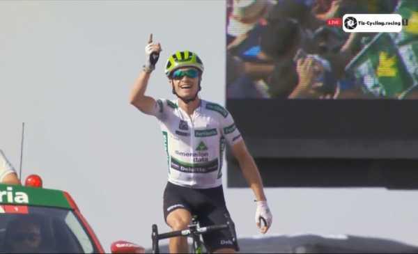 Vuelta 2018 tappa 9 King vince a La Covatilla, Simon Yates nuova Maglia Rossa