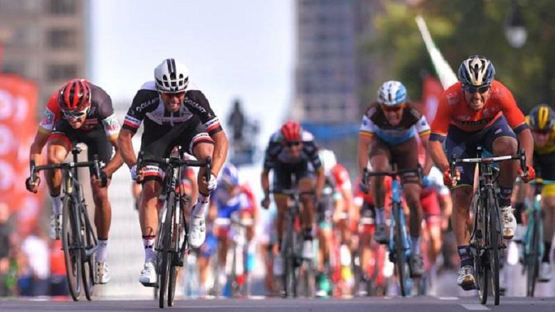 Matthews ha vinto il Grand Prix Cycliste de Montréal 2018
