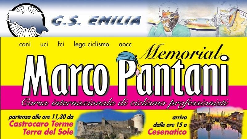 Memorial Marco Pantani 2018: percorso con altimetria, start list e diretta TV