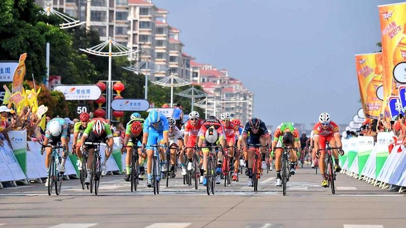 Tour of Hainan 2018 tappa 2 vittoria di Carstensen, secondo Page nuovo leader della CG