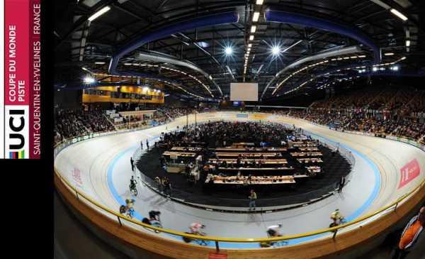 CDM Pista: Azzurri e programma gare della 1^ Prova in francia (Saint-Quentin-en-Yvelines)