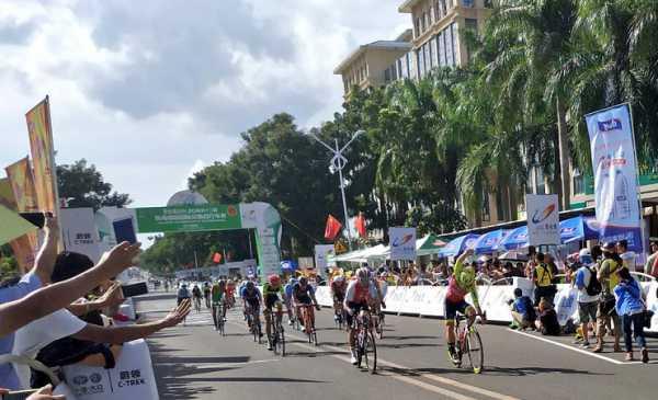 Tour of Hainan 2018 si riparte da Mareczko, terzo Belletti