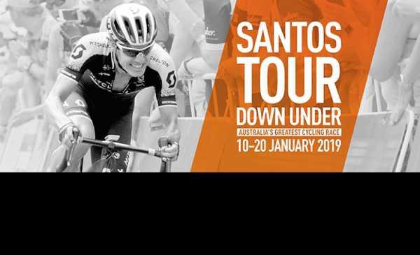 Santos Tour Down Under 2019 anteprima con percorso altimetrie e start list