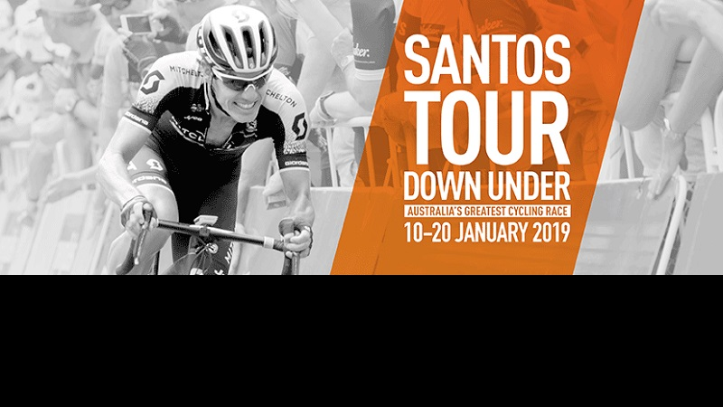 Santos Tour Down Under 2019 anteprima